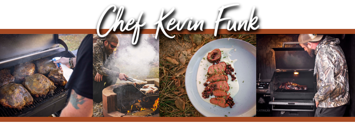 Chef Kevin Funk